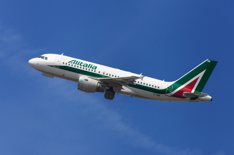 Milan Linate Airport is a focus city for Alitalia.